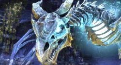 Verrückter Bug verwandelt Spieler im MMORPG ESO in riesige Skelettdrachen