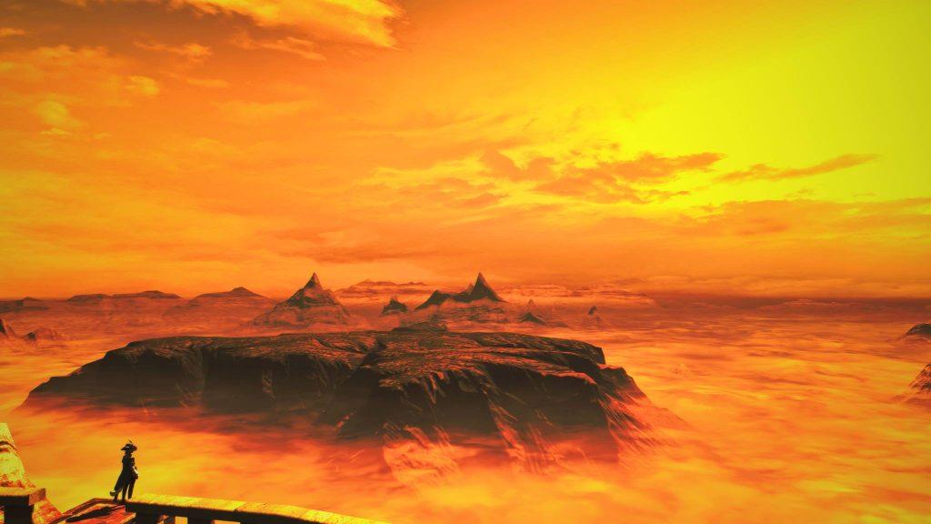 ffxiv landschaft screenshot