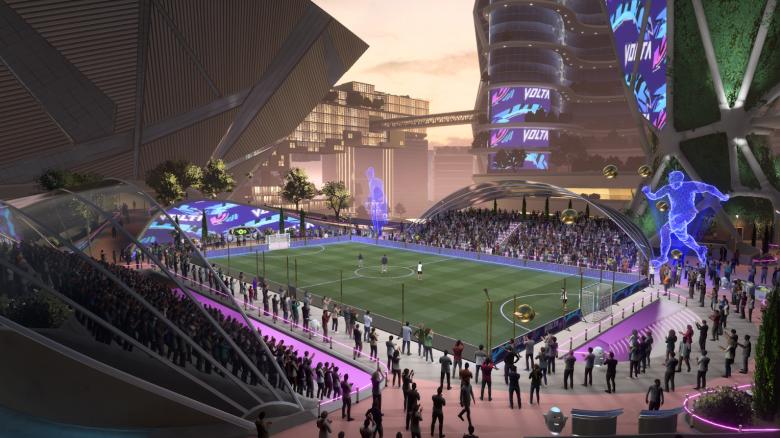 VOLTA sieht in FIFA 22 endlich aus wie FIFA Street – Mit Power-Schüssen und Skill-Moves