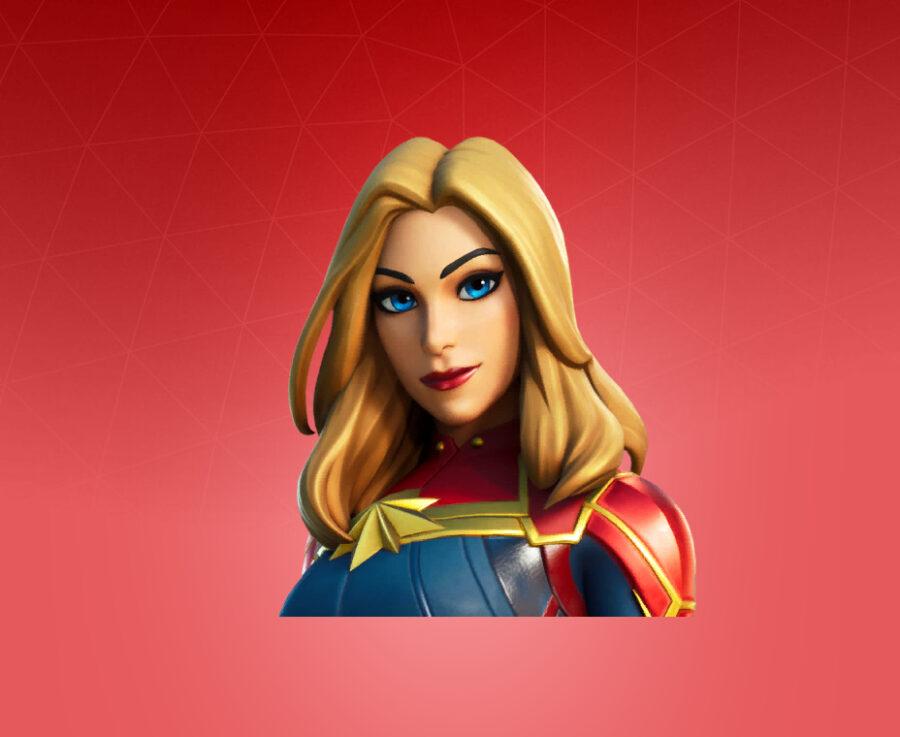 fortnite-skin-Captain-Marvel