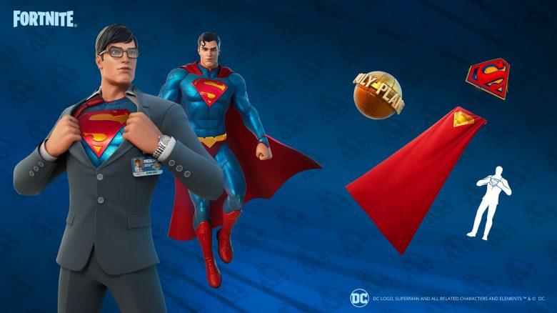 Superman-Skin in Fortnite freischalten – Alles zu den Aufgaben für die Items