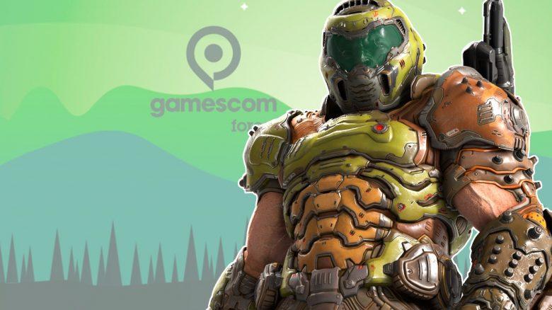 gamescom forest titel doom