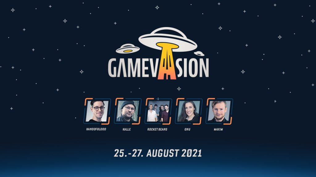 gamevasion gamescom 2021