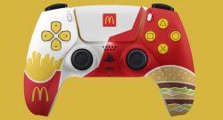 McDonald's verschenkt eigenen PS5-Controller, vergisst aber, Sony zu fragen – Muss zurückrudern