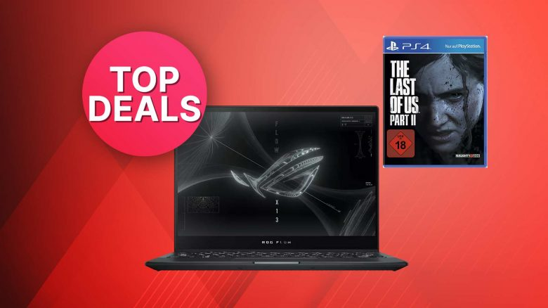 MediaMarkt gamescom Angebote: ASUS Gaming-Notebook & Last of Us 2 zum Bestpreis