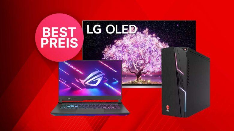 MediaMarkt WSV-Angebote: Neuer Tiefstpreis für den besten 4K TV für PS5 & Xbox Series X