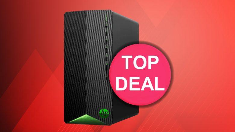Guter Gaming-PC mit RTX 3060 Ti und Ryzen 7 aktuell günstig bei OTTO