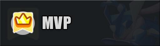 pokemon unite MVP