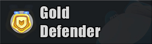 pokemon unite gold defender