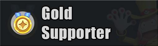 pokemon unite gold supporter