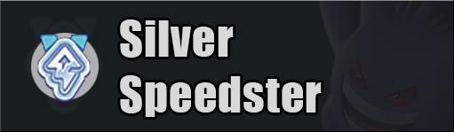 pokemon unite silver speedster