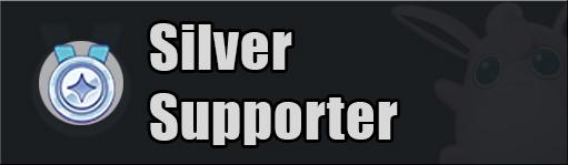 pokemon unite silver supporter