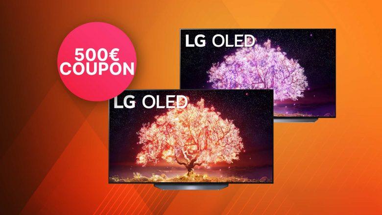 Saturn Angebot: LG 4K TVs zum Bestpreis, bis zu 500 Euro als Coupon