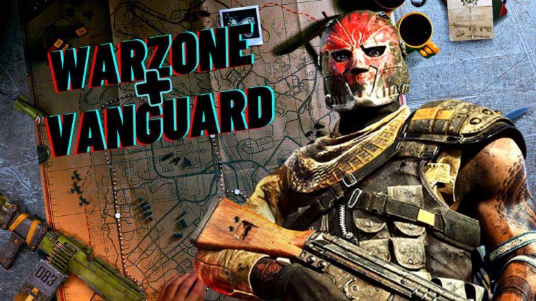 warzone und vanguard reveal zusammen titel