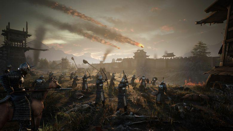 Myth of Empires mischt MMO-Survival mit Massenschlachten à la Mount & Blade