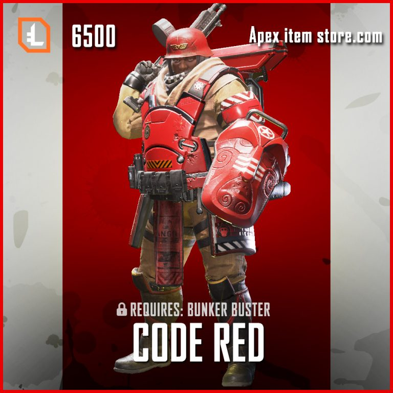 Apex-Code-Red