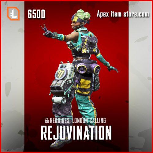 Apex-Rejuvination