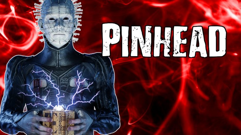 Dead by Daylight Pinhead with name titel title 1280x720