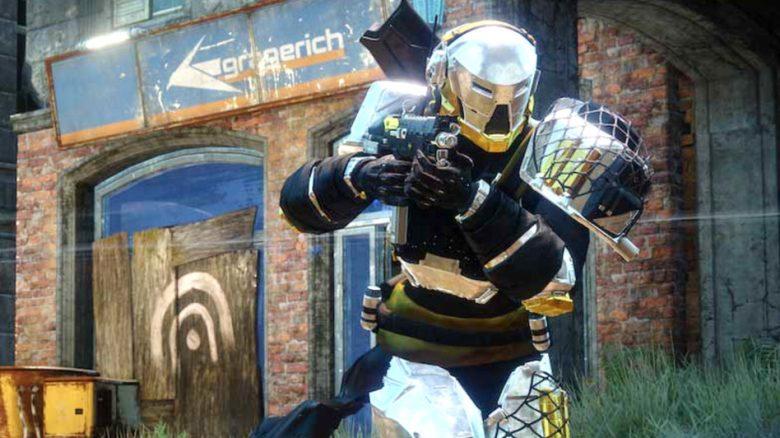 Irrer Hüter läuft in Destiny 2 jeden Sektor 100-mal ab für exotische Experimente
