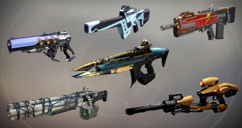6 Waffen aus Destiny 2, die ihr euch in Saison 15 sofort holen solltet
