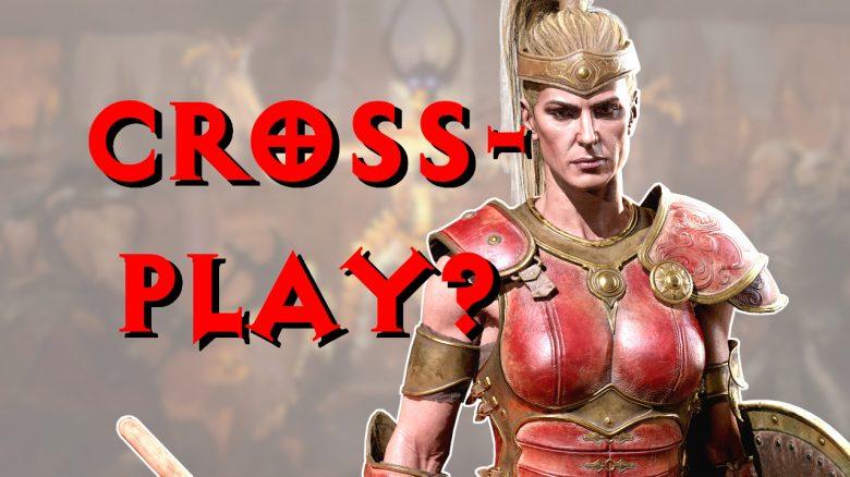 Diablo 2 Resurrected Crossplay Titel
