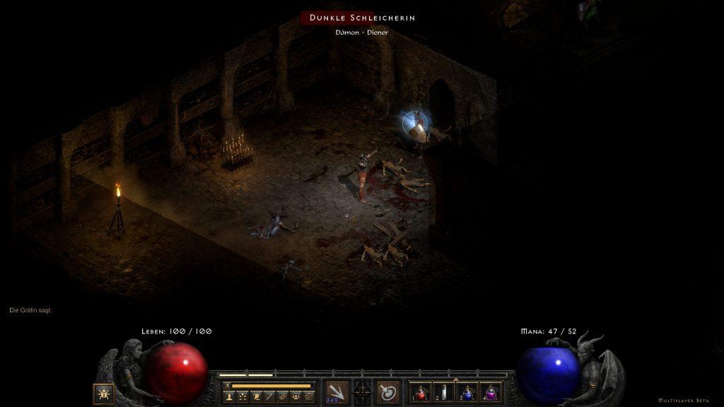 Diablo 2 Screenshot Gameplay
