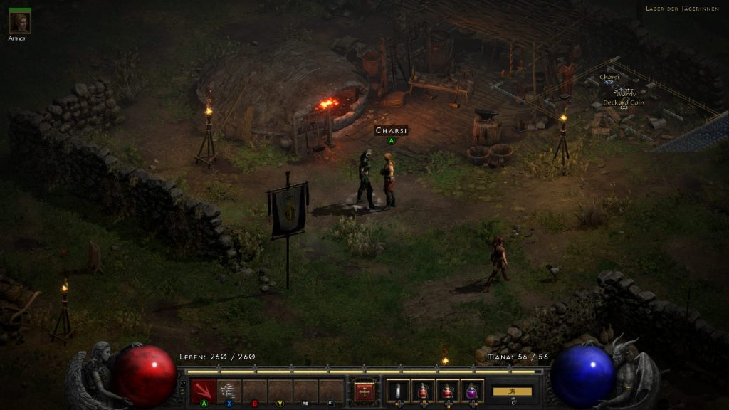 Diablo 2 resurrected charsi