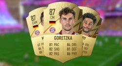FIFA 22: Bayern Ratings – Alle bekannten Spieler-Werte des deutschen Rekordmeisters