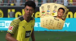 FIFA 22: Hier ist ein starkes Bundesliga-Starter-Team für wenig Münzen