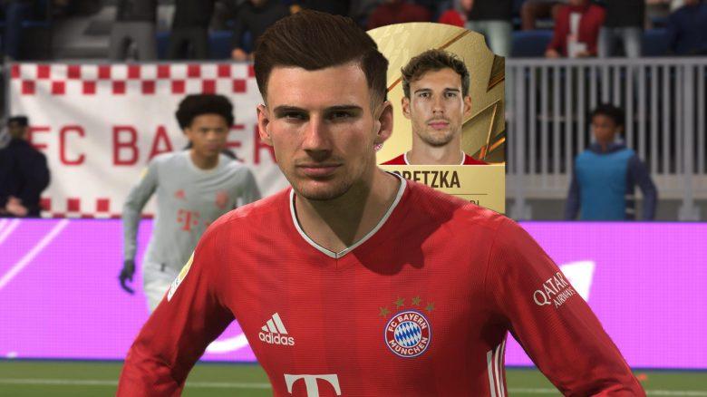 FIFA 22 Goretzka Rating