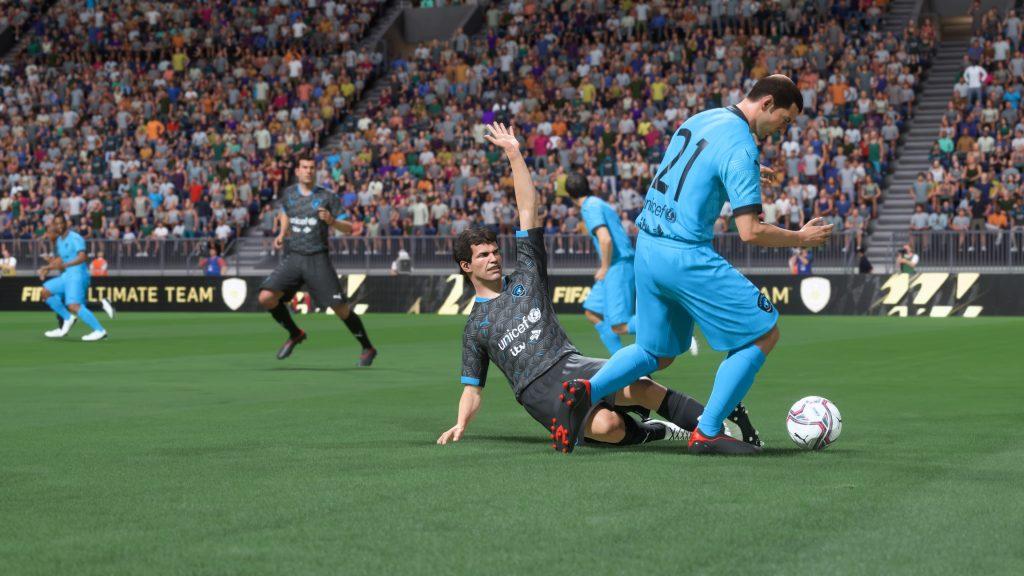 FIFA 22 Animation
