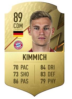 Kimmich FIFA 22