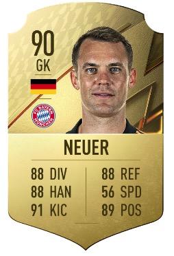 FIFA 22 Neuer