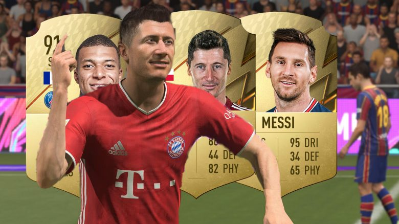 FIFA 22 zeigt die höchsten Ratings – Nur 3 Bundesligisten in den Top 22
