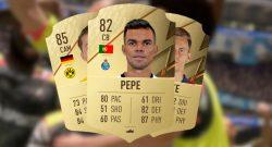 FIFA 22: Llorente, Pepe und 3 weitere Überraschungen aus den Ratings