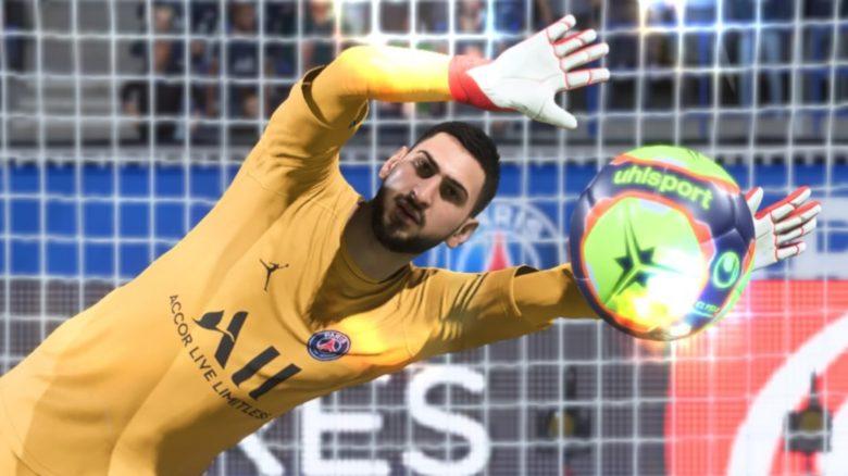 FIFA 22:  Title Update 1 ist live und verändert die starken Torhüter und dreht am Gameplay