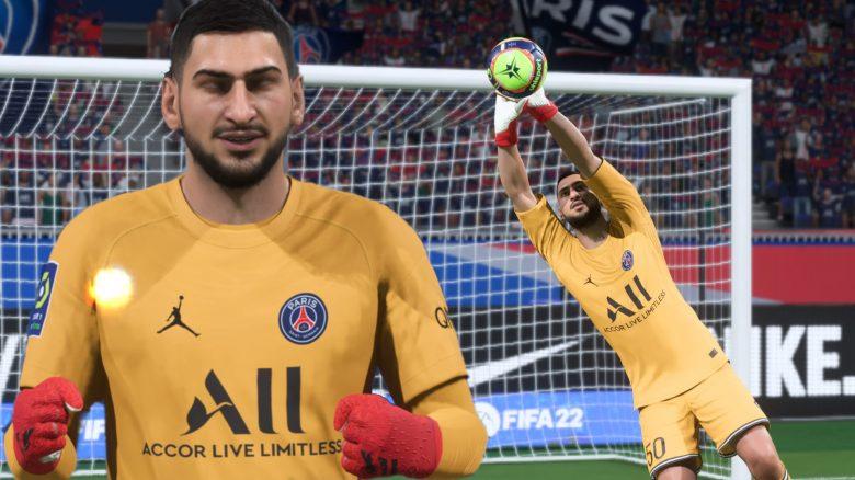 """Spieler wundern sich über Kritik an FIFA 22: """"Wollten wir nicht alle bessere Torhüter?"""""""