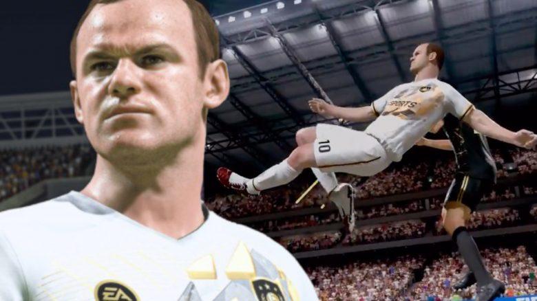 FIFA 22 Wayne Rooney Ratings