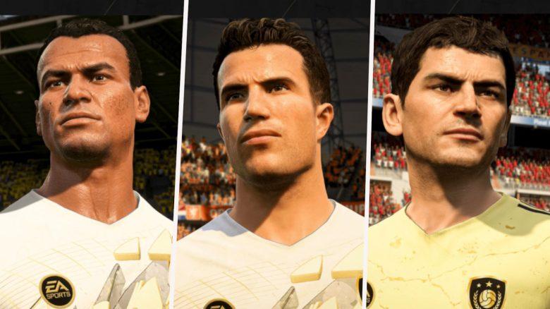 FIFA 22: Ratings für 3 neue Ikonen bekannt – So stark werden Casillas, Cafu und van Persie