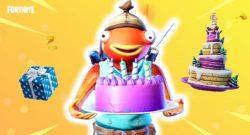 Fortnite feiert seinen 4. Geburtstag – Das bekommt ihr gratis zum Jahrestag