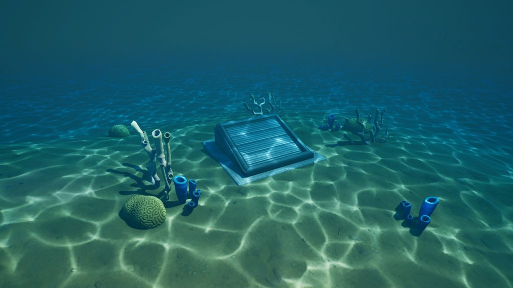 Fortnite-Season8-Unterwasserbunker
