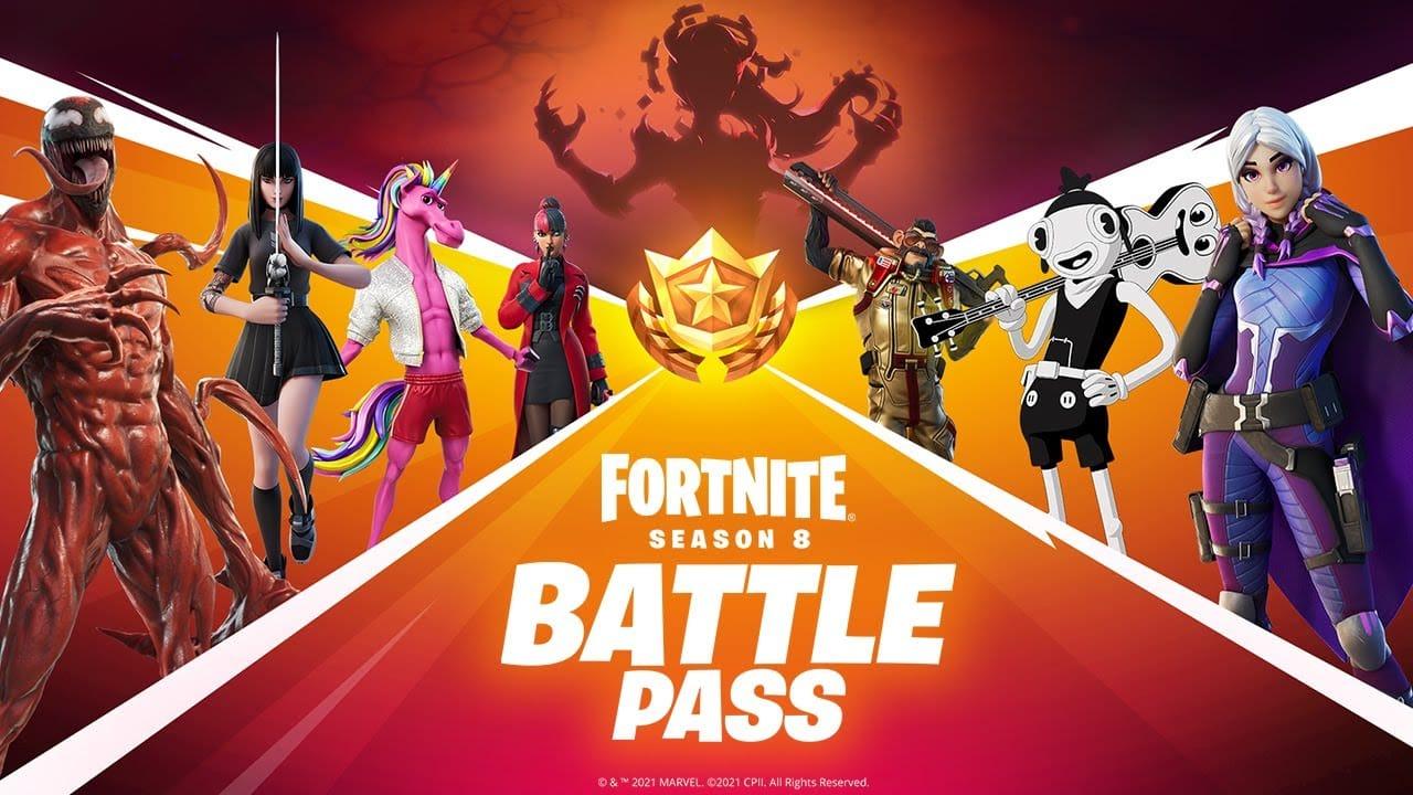 Fortnite: Battle Pass Kapitel 2 Season 8 – Alle Skins und Inhalte