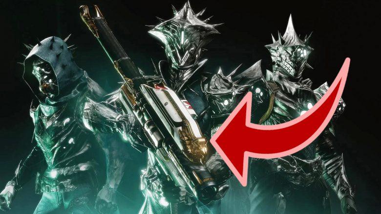 Gjallarhorn Raketenwerfer 30 Jahre Bungie4 Destiny Exotic 2 Rot Titel