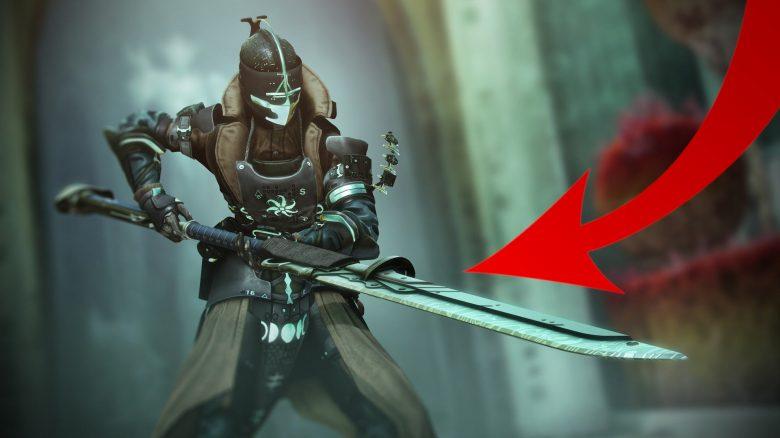 Nach 3 Jahren bekommt Destiny 2 die erste neue Waffen-Gattung – Alles zur Glefe