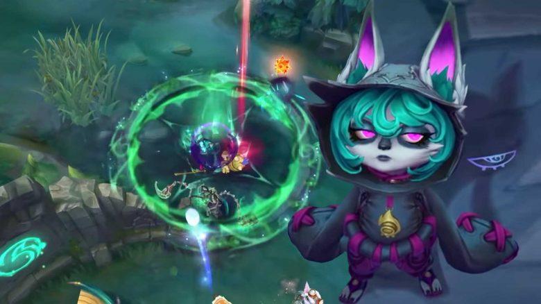 LoL: Neuer Champ – Vex ist eine Emo-Magierin, die mit Schatten angreift