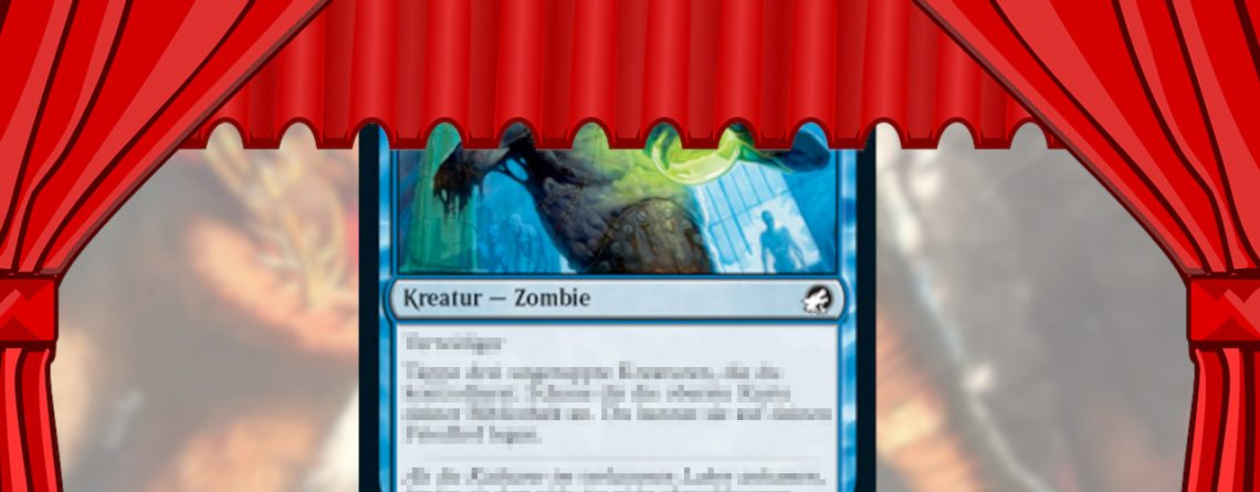 Magic the Gathering Zombie Innistrad Vorstellung Titel