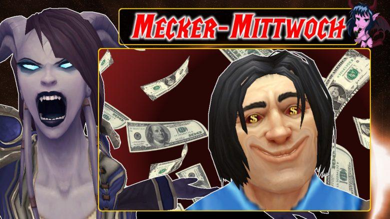 Mecker Mittwoch Hearthstone Cash Money titel title 1280x720