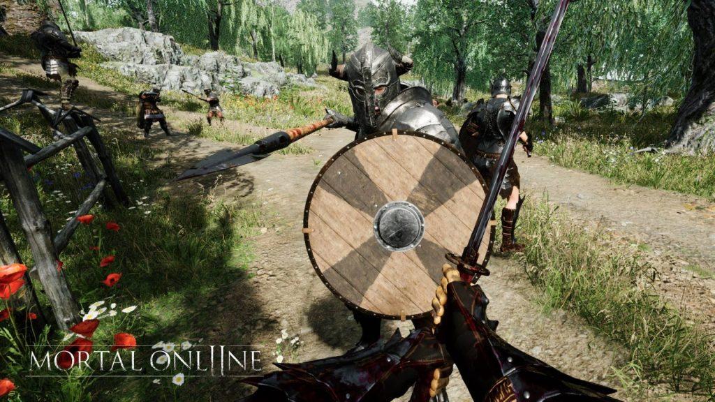 Mortal Online 2 Gameplay Screenshot