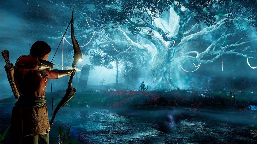 New World Azoth Tree