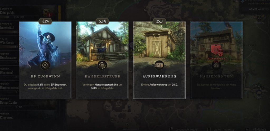 New World Gebietsruf